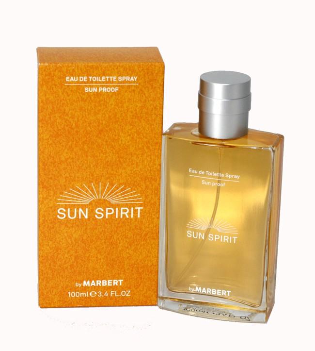 Marbert Sun Spirit аромат для женщин