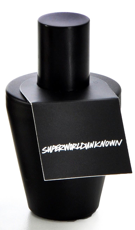 Lush Superworld Unknown аромат для мужчин и женщин