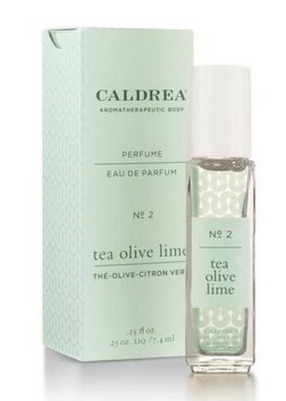 Caldrea Tea Olive Lime аромат для женщин