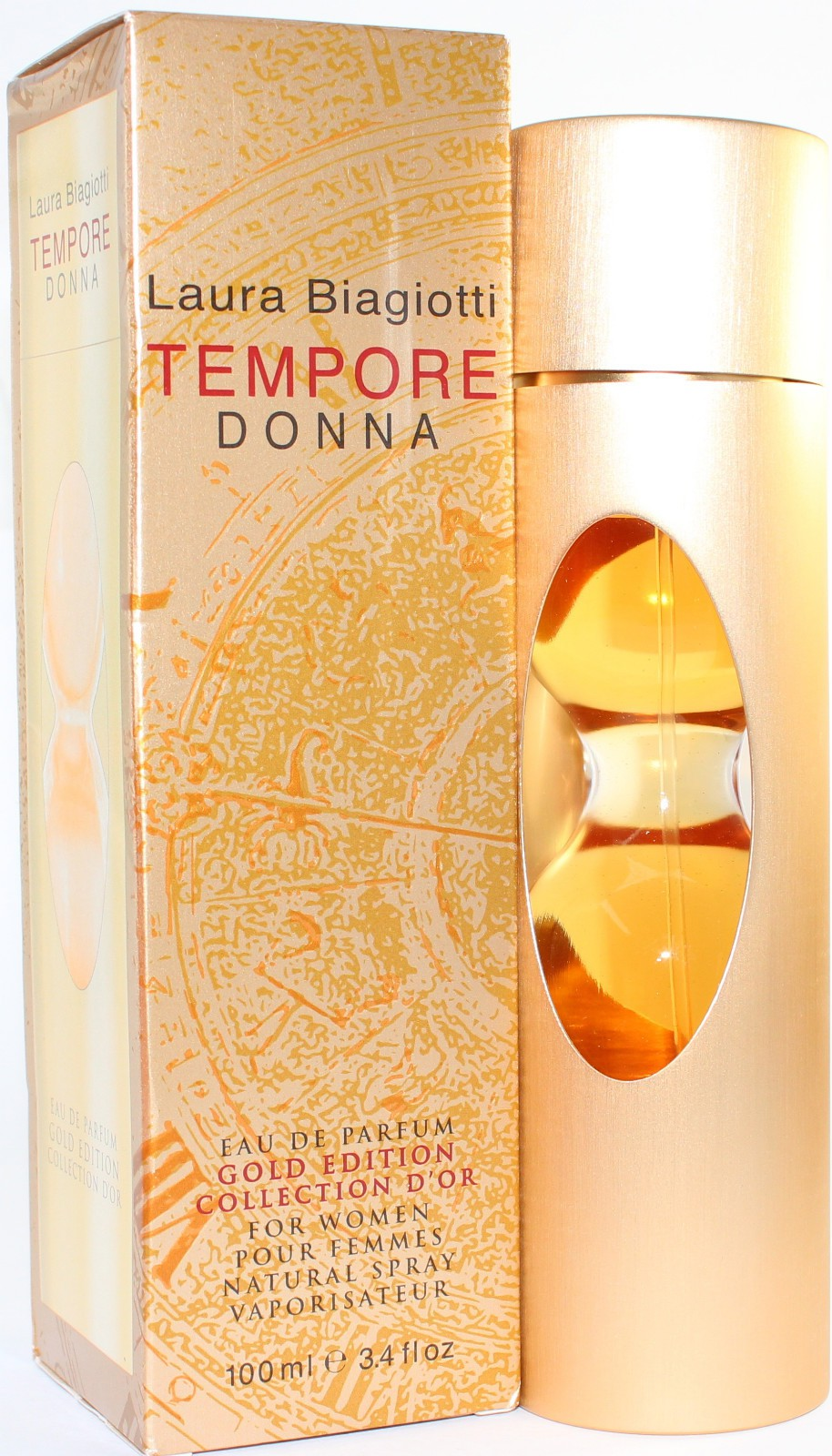 Laura Biagiotti Tempore Donna аромат для женщин