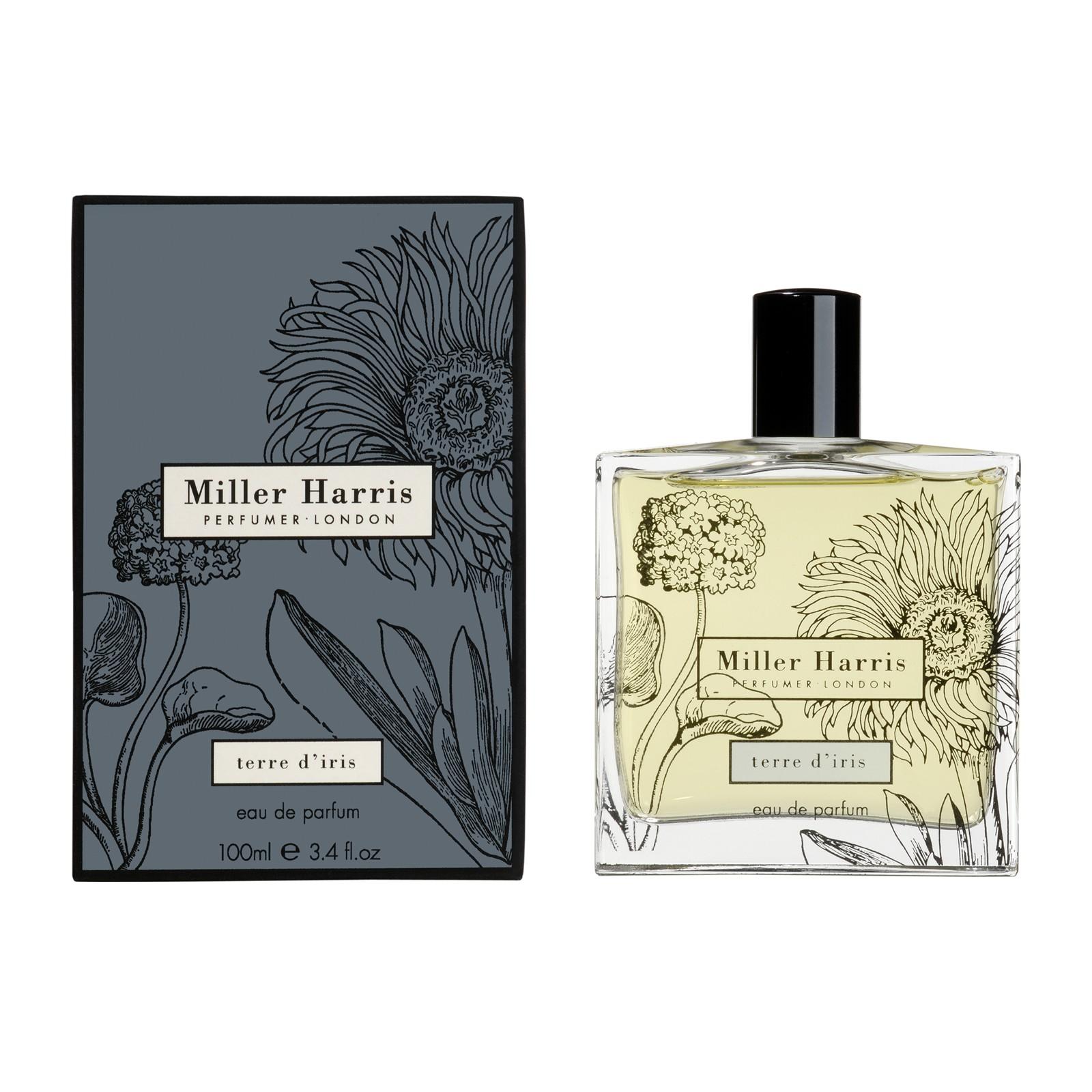 Miller Harris Terre d'Iris аромат для мужчин и женщин