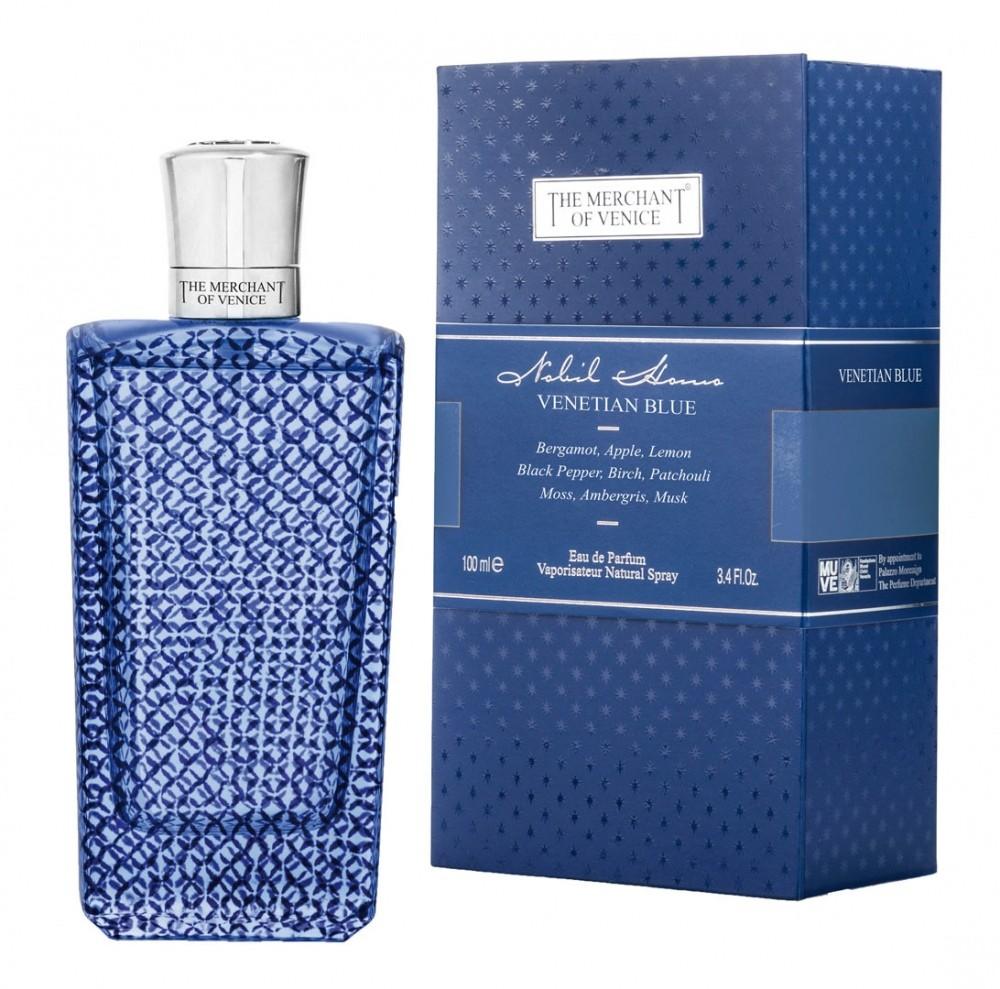 The Merchant of Venice Nobil Homo Venetian Blue аромат для мужчин