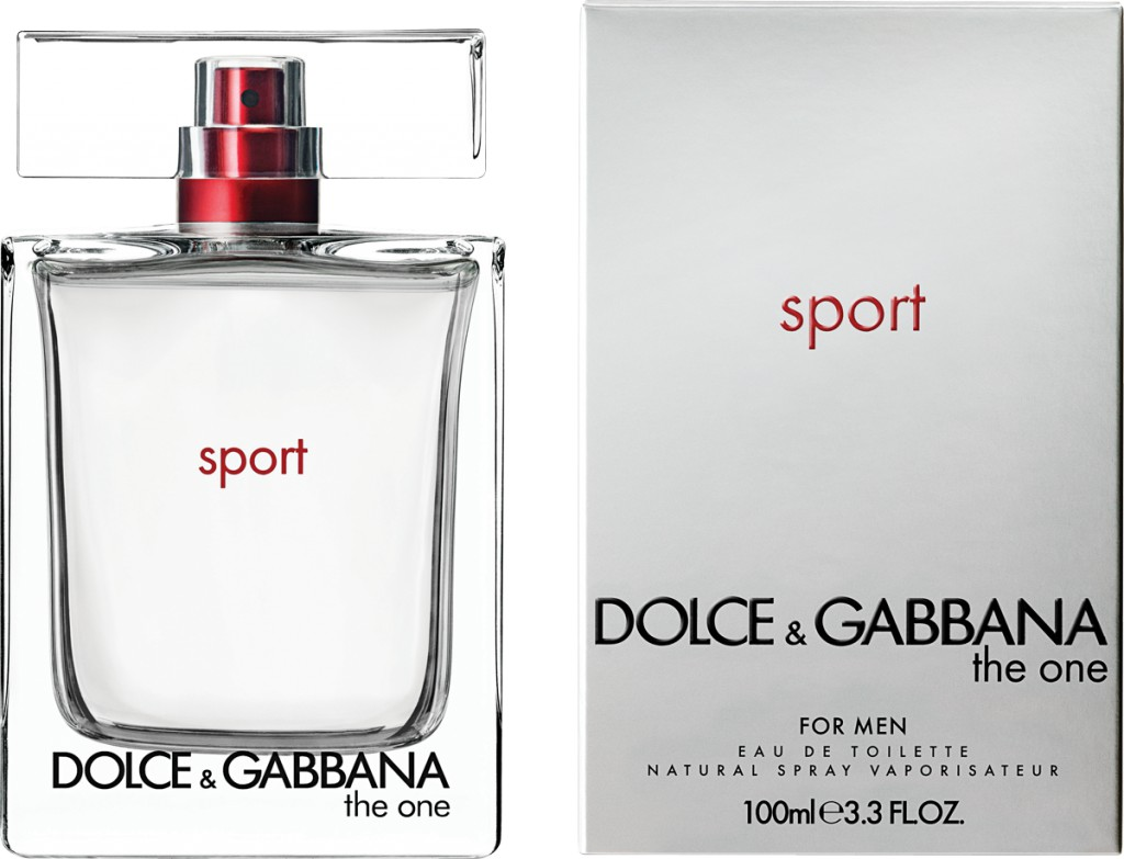 Dolce&Gabbana The One for Men Sport аромат для мужчин