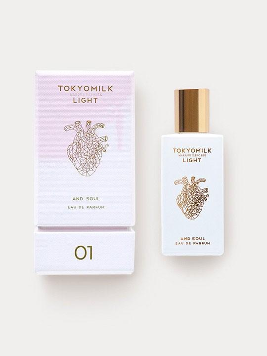 Tokyo Milk Parfumarie Curiosite And Soul No. 01 аромат для мужчин и женщин