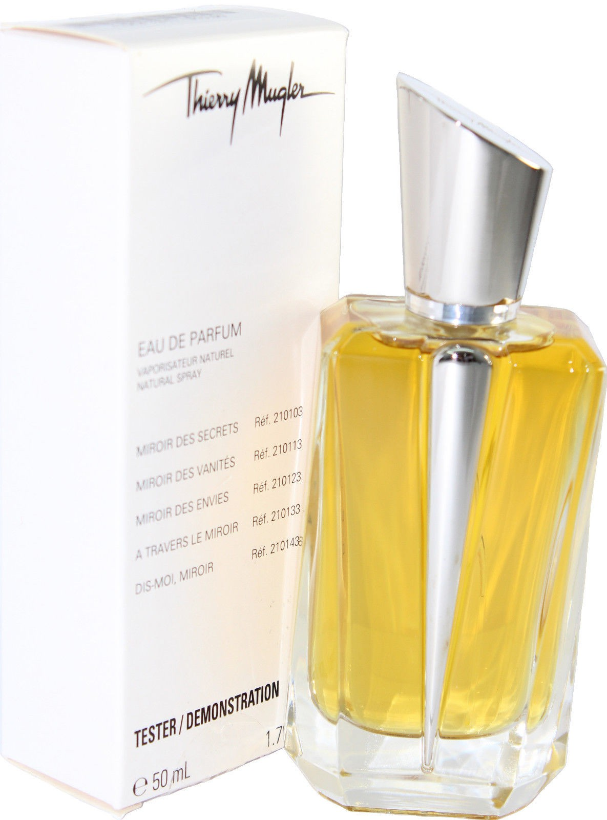 Mugler travers le miroir 2008 for A travers le miroir