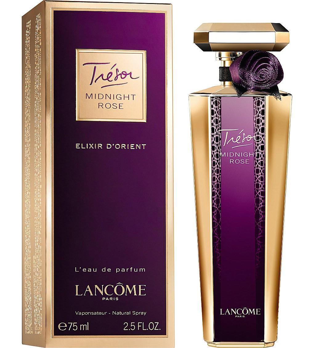 Lancome Tresor Midnight Rose Elixir D'Orient аромат для женщин