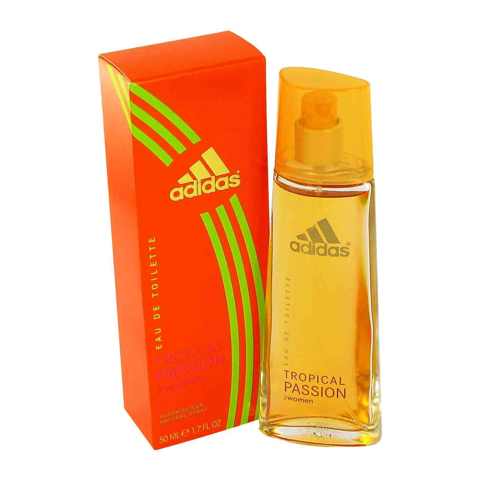 Adidas Tropical Passion аромат для женщин