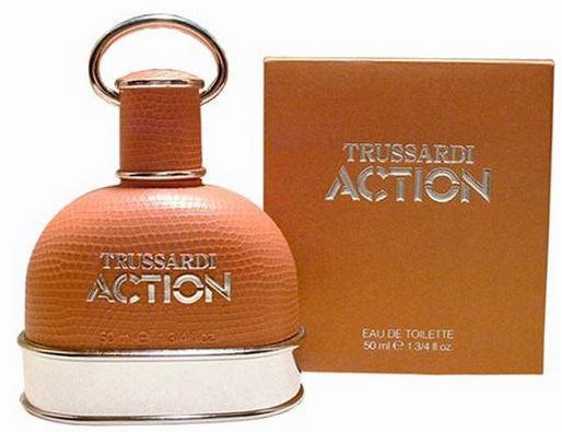 Trussardi Action Donna аромат для женщин