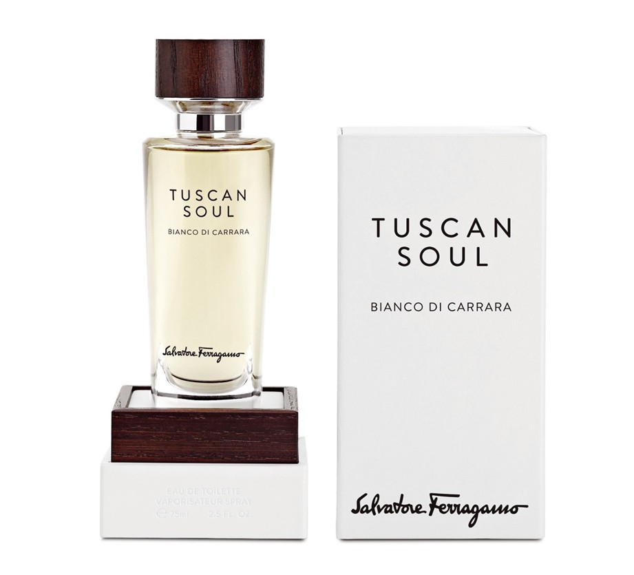 Salvatore Ferragamo Tuscan Soul Bianco di Carrar аромат для мужчин и женщин