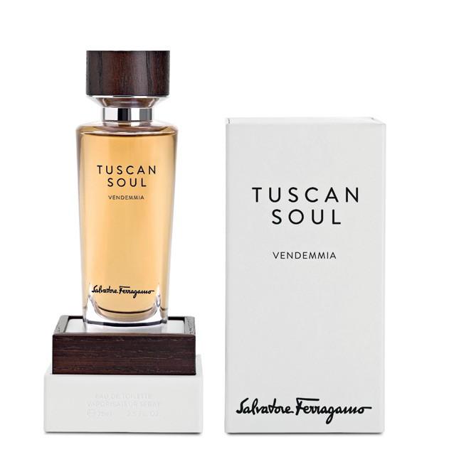 Salvatore Ferragamo Tuscan Soul Vendemmia аромат для мужчин и женщин