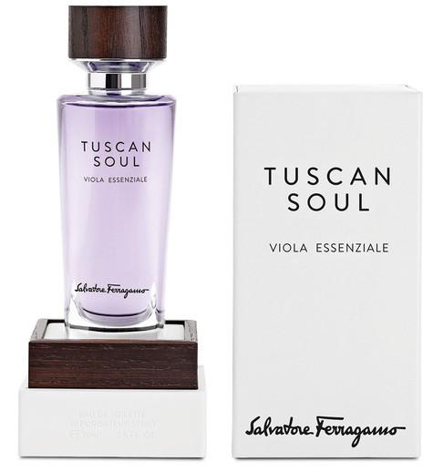 Salvatore Ferragamo Tuscan Soul Viola Essenziale аромат для мужчин и женщин