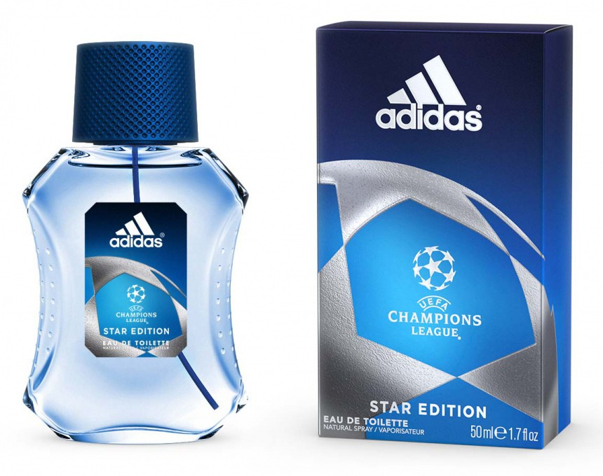 Adidas UEFA Champions League Star Edition аромат для мужчин