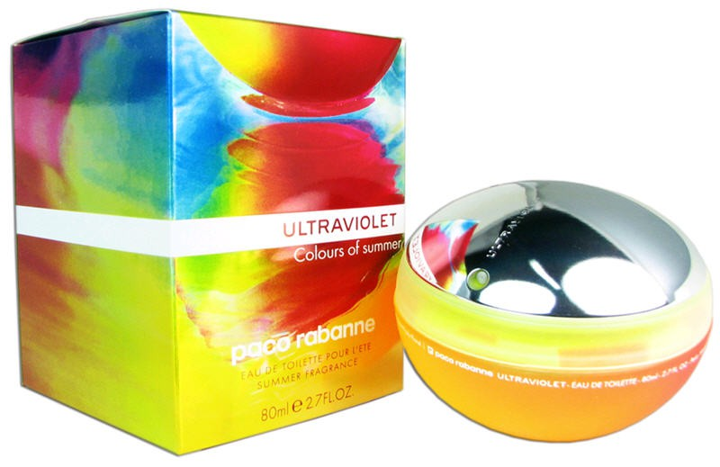 Paco Rabanne Ultraviolet Colours Of Summer аромат для женщин