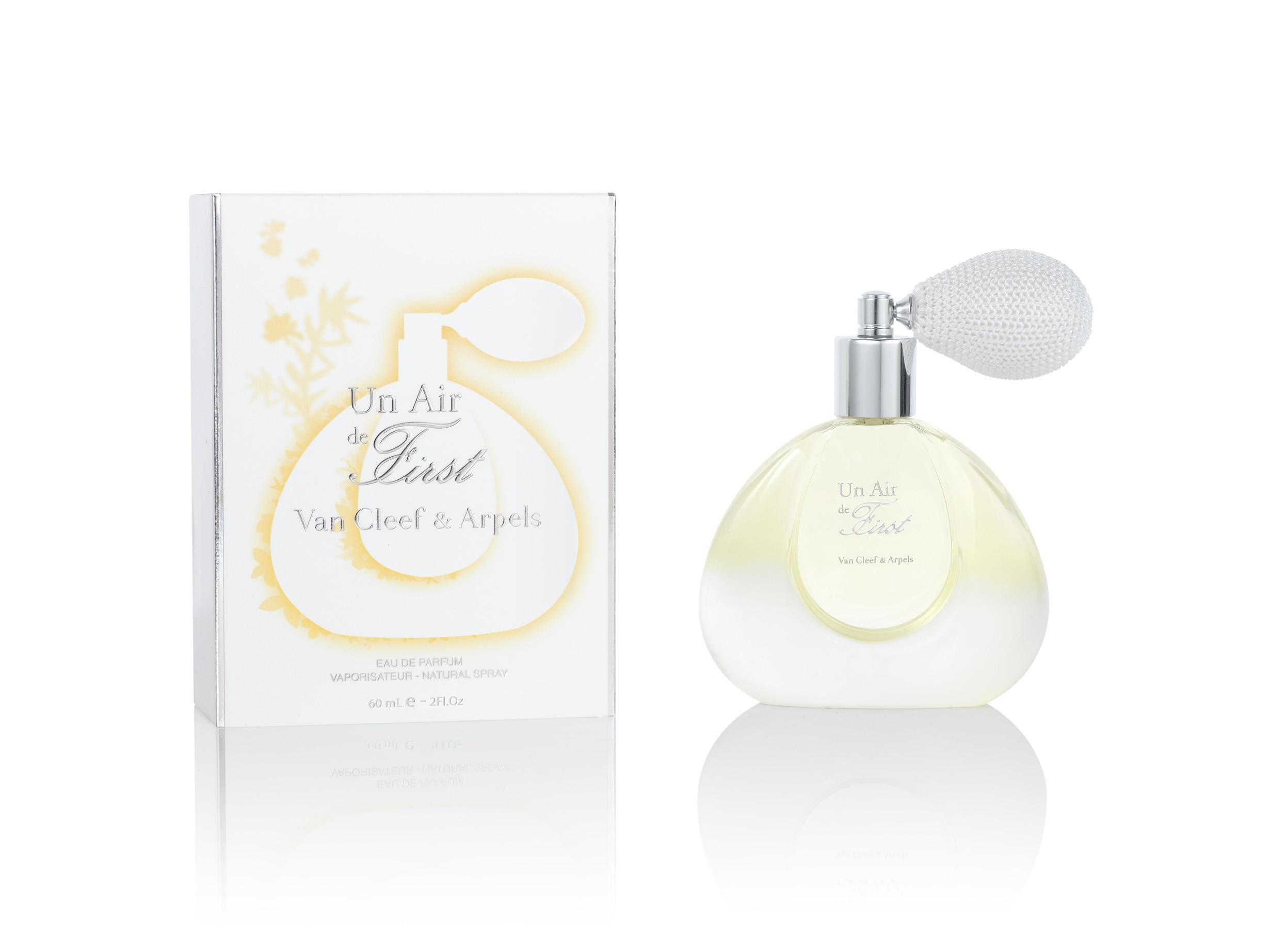 Van Cleef & Arpels Un Air De First аромат для женщин