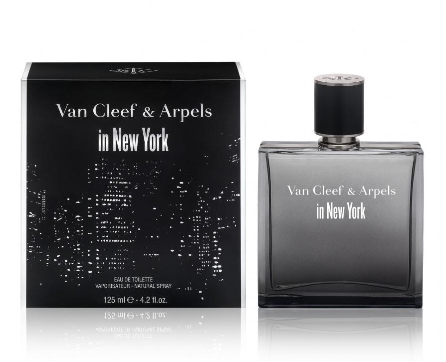Van Cleef & Arpels In New York аромат для мужчин