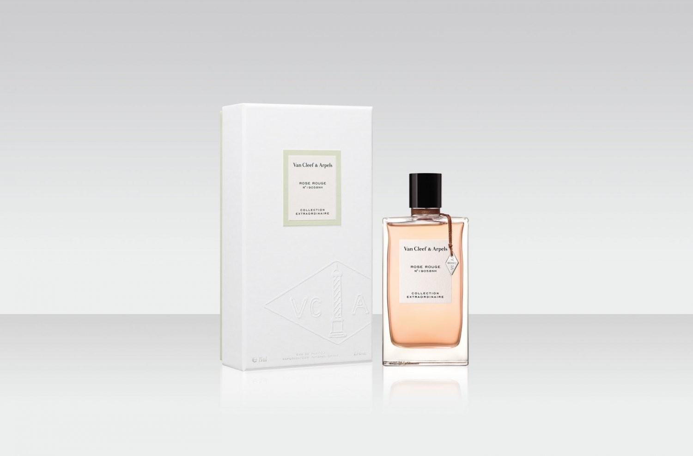 Van Cleef & Arpels Rose Rouge аромат для мужчин и женщин
