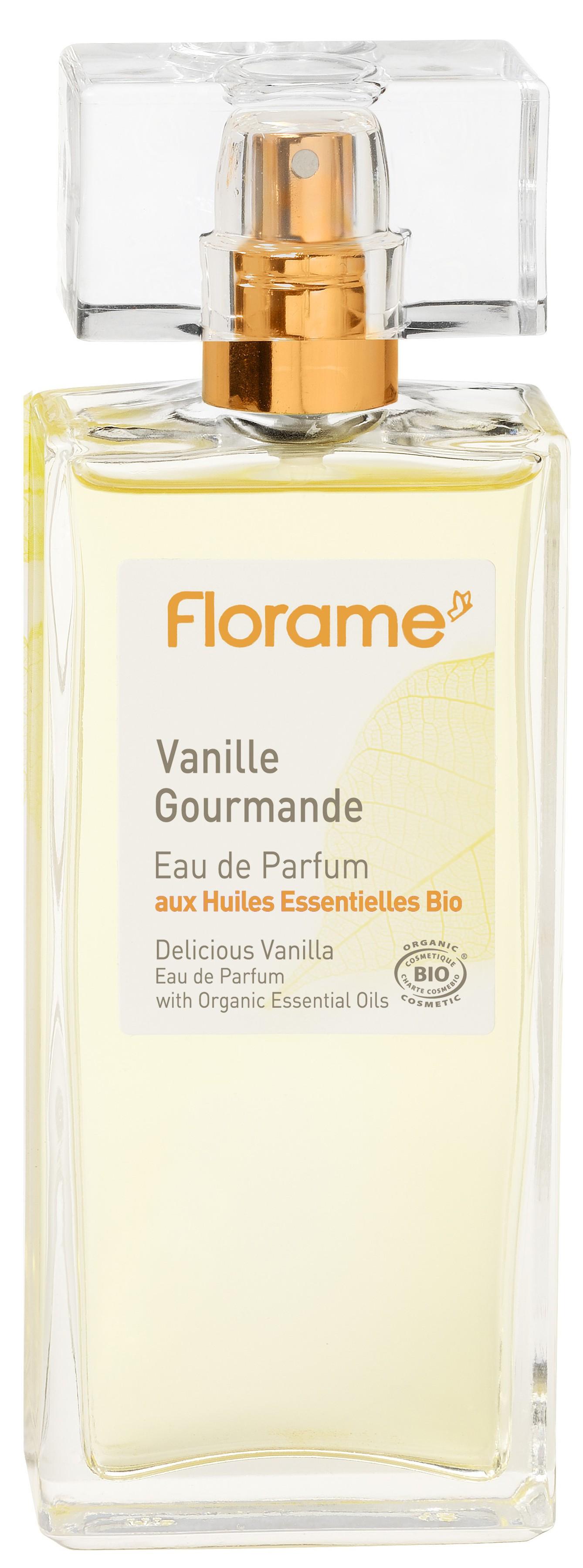 Florame Vanille Gourmande аромат для женщин