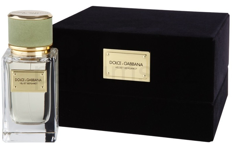 Dolce&Gabbana Velvet Bergamot аромат для мужчин