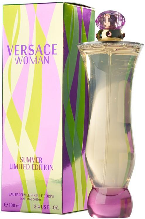 Versace Woman Summer аромат для женщин