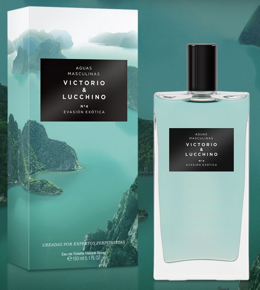 Victorio & Lucchino N 4 Evasion Exotica аромат для мужчин