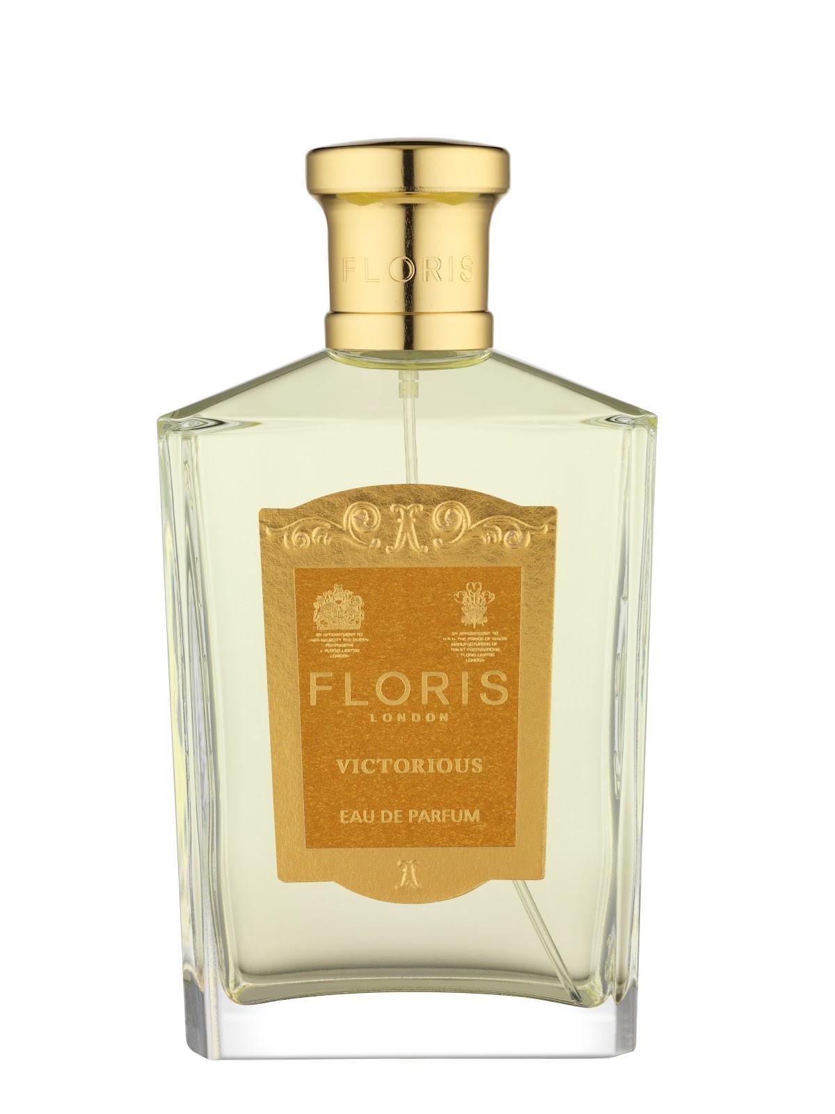 Floris Victorious аромат для мужчин и женщин