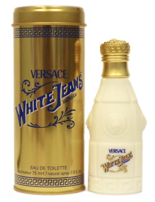 Versace White Jeans аромат для женщин