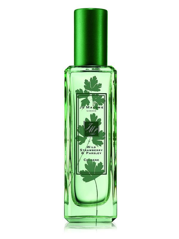 Jo Malone Wild Strawberry & Parsley аромат для мужчин и женщин