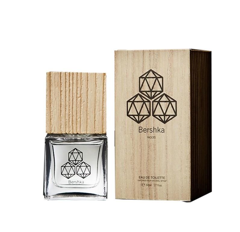 Bershka Wood аромат для мужчин