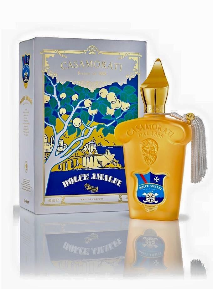 Xerjoff Dolce Amalfi аромат для мужчин и женщин