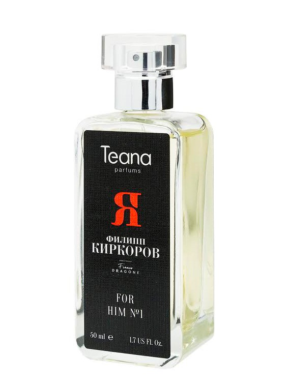 "Teana ""Я"" для него от Филиппа Киркорова аромат для мужчин"