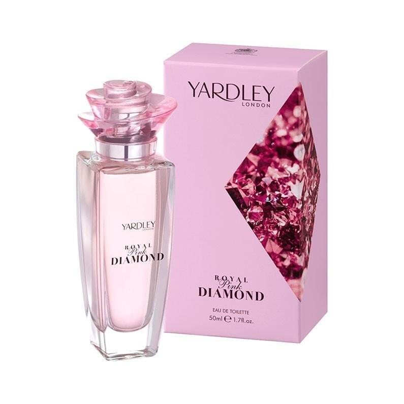 Yardley Royal Pink Diamond аромат для женщин