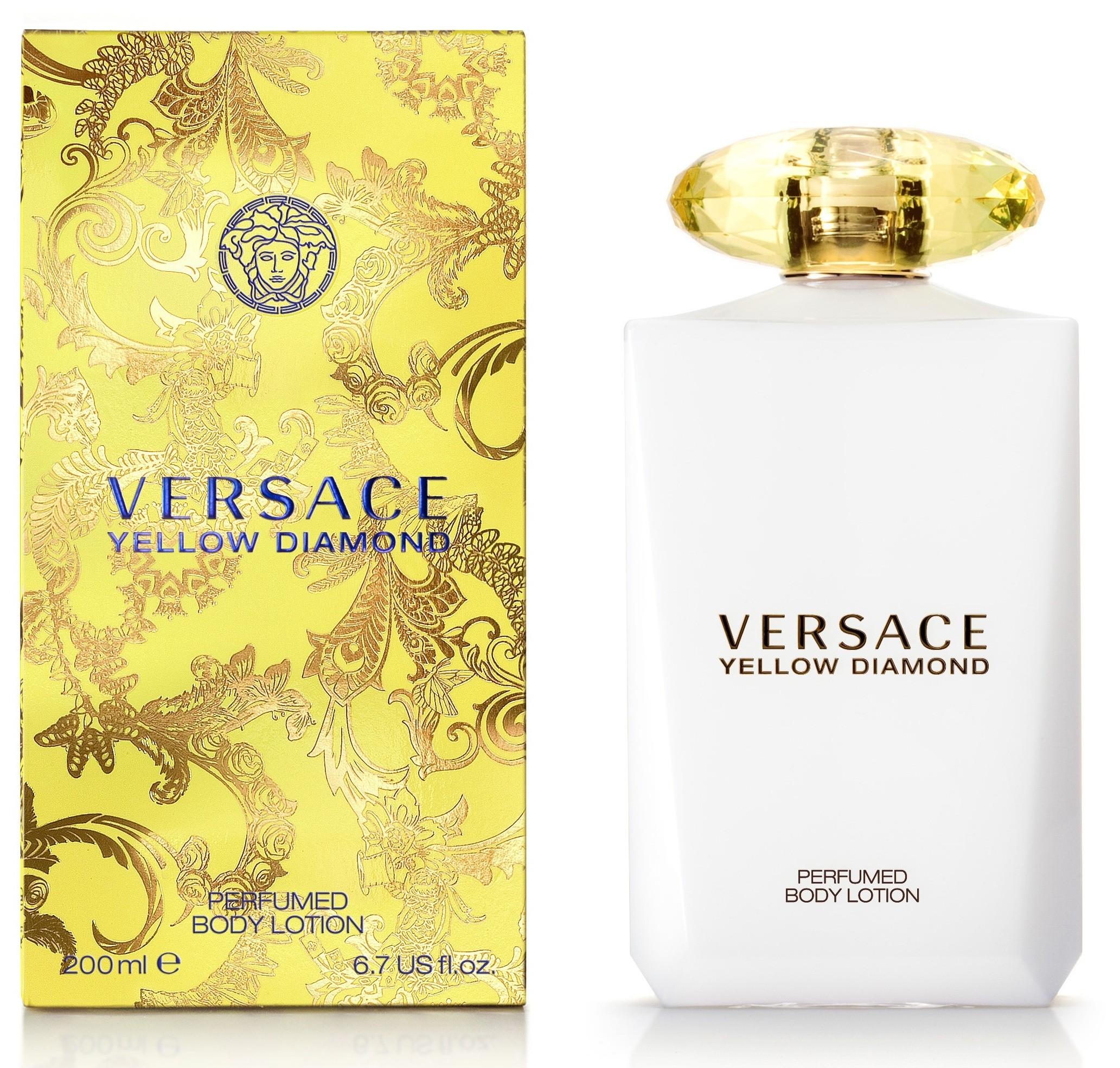 Versace Yellow Diamond аромат для женщин