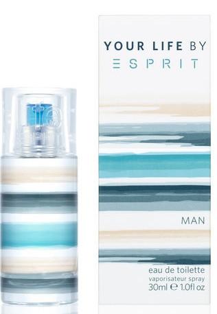Esprit Your Life for Him аромат для мужчин