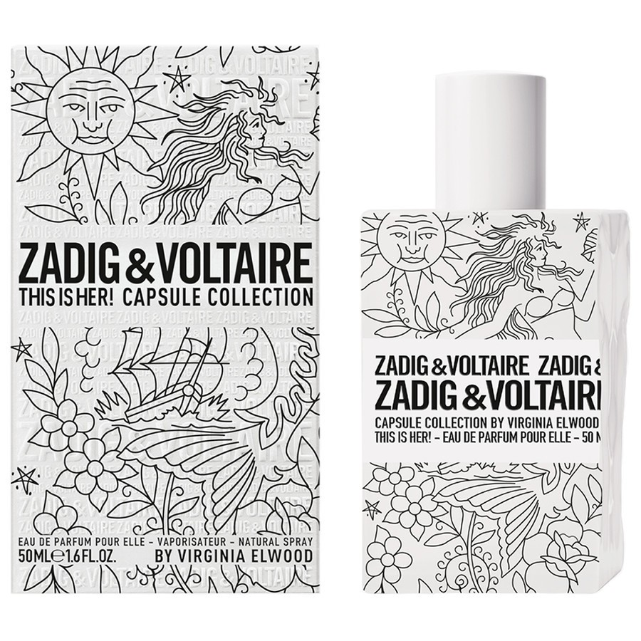 Zadig & Voltaire This Is Her Capsule Collection аромат для женщин