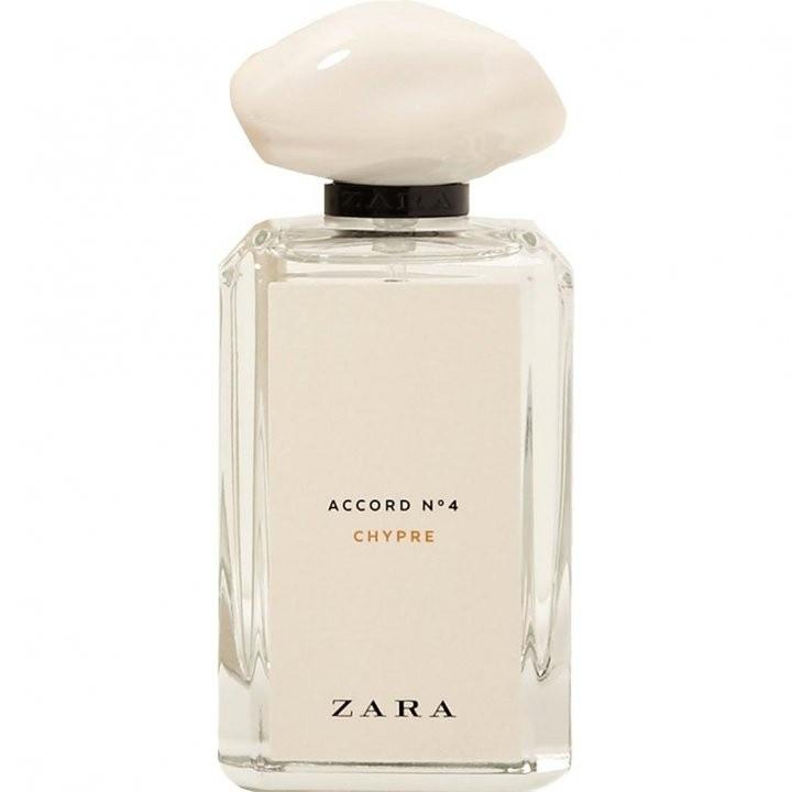 Zara Accord N°4 Chypre аромат для женщин