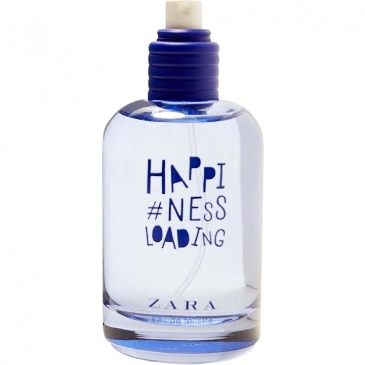 Zara #happiness Loading аромат для мальчиков