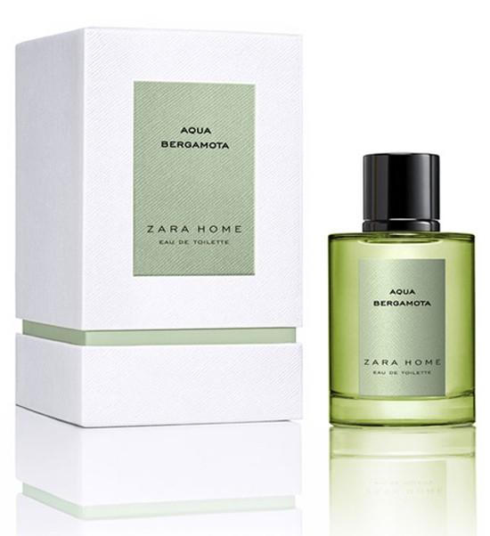 Zara Home Aqua Bergamota аромат для мужчин и женщин