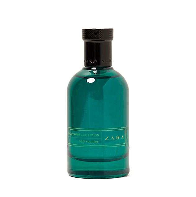 Zara #midsummer Deep Fougère аромат для мужчин