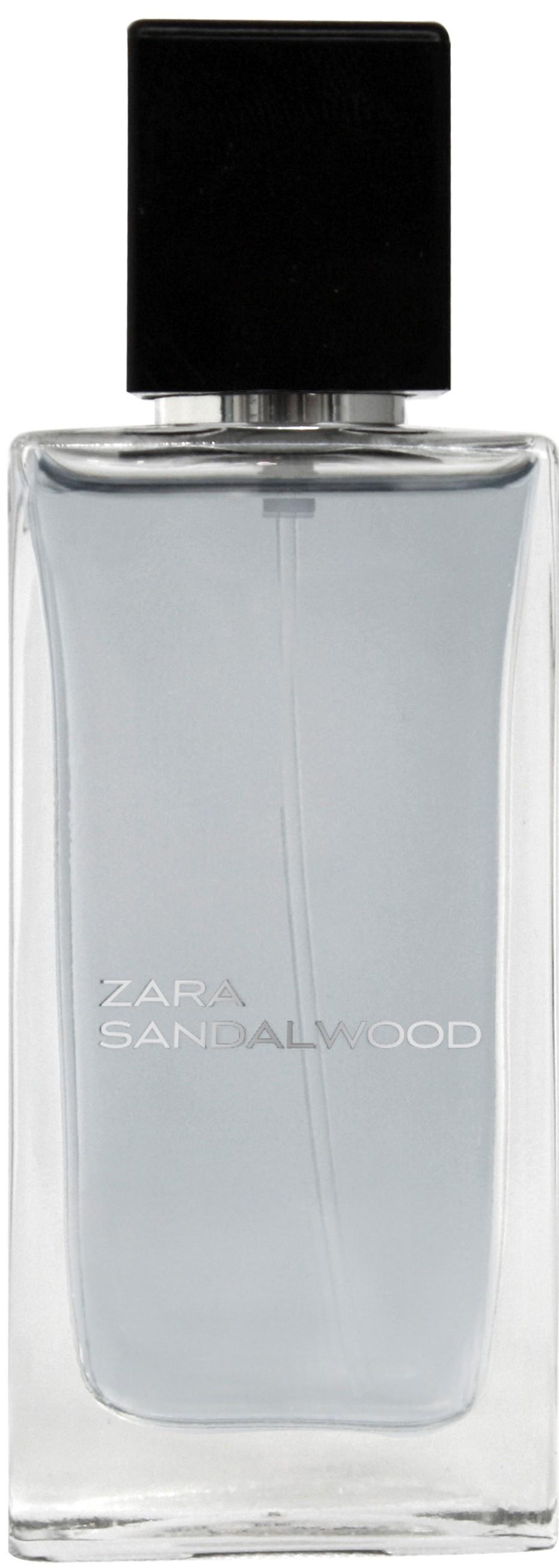 Zara Sandalwood аромат для мужчин