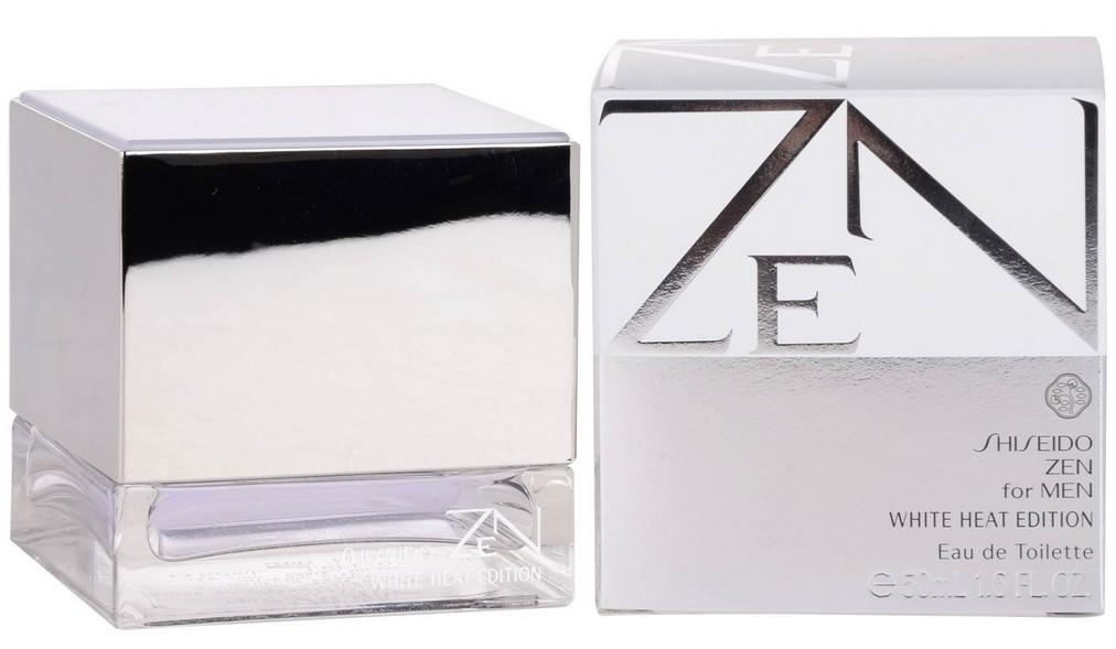 Zen for men white heat edition