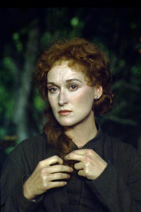 """Кадр из фильма """"Женщина французского лейтенанта"""", 1981 год"""