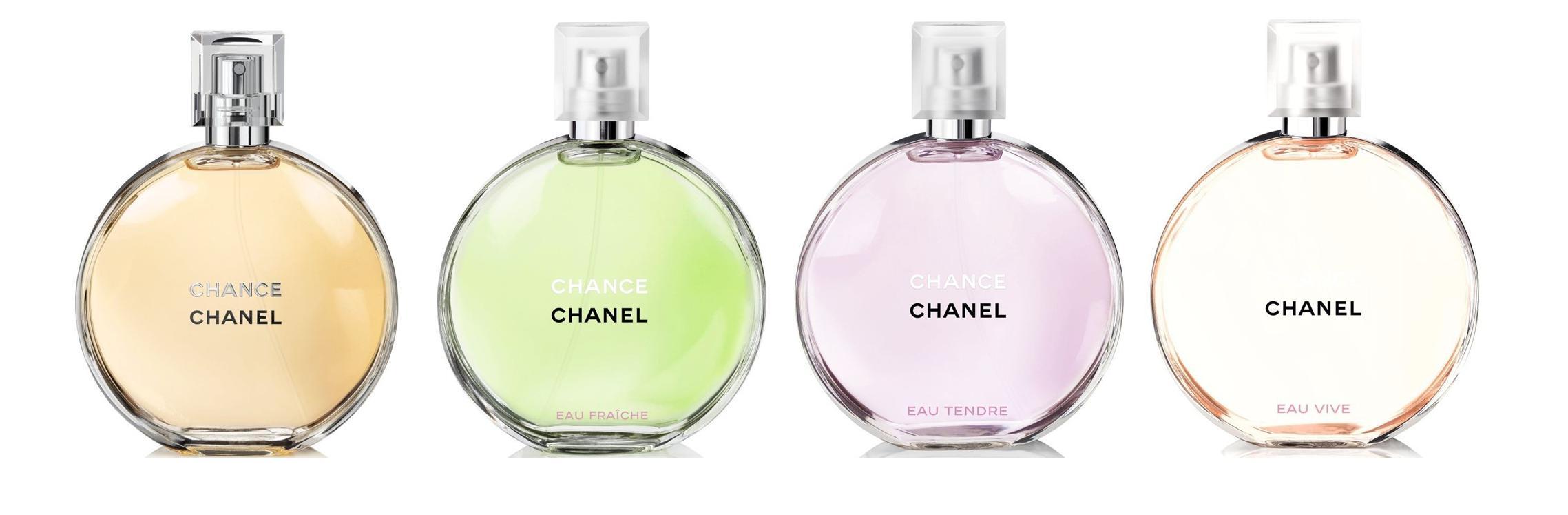 Шанель духи все виды женские