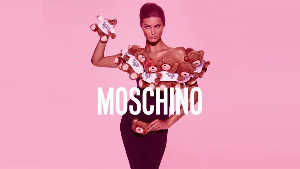 Изабели Фонтана для Moschino Toy