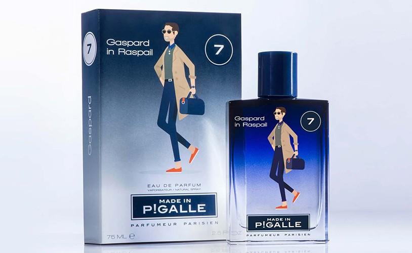 Made in Pigalle Gaspard in Raspail