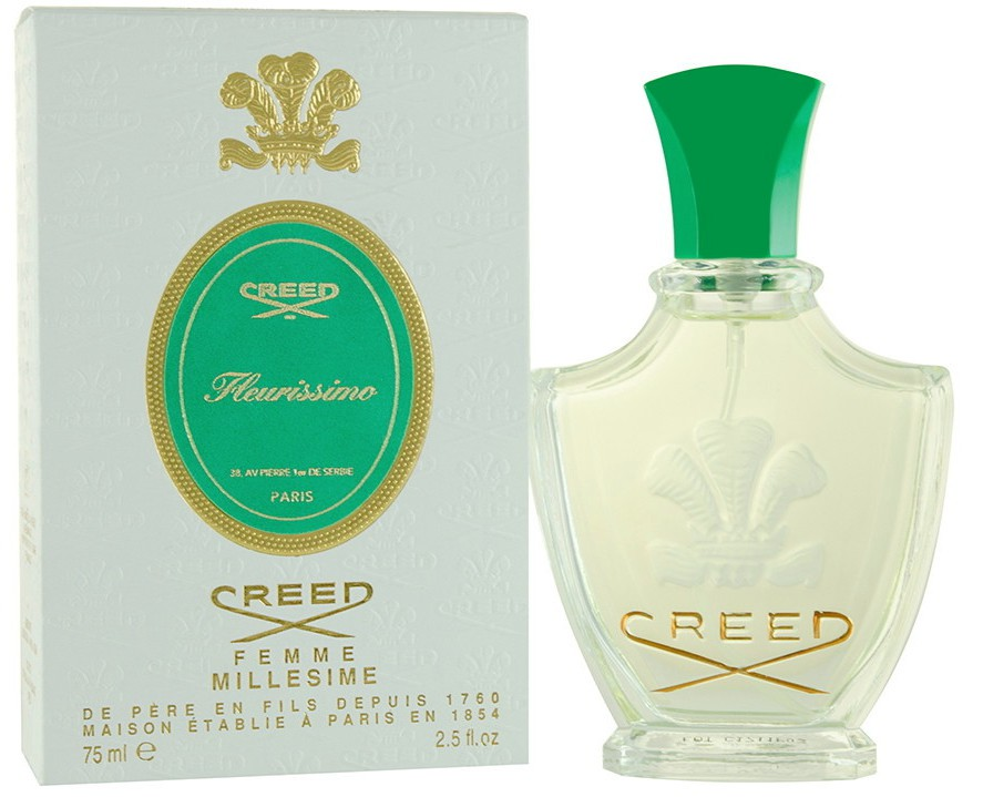 Флакон Creed Fleurissimo 2006 года
