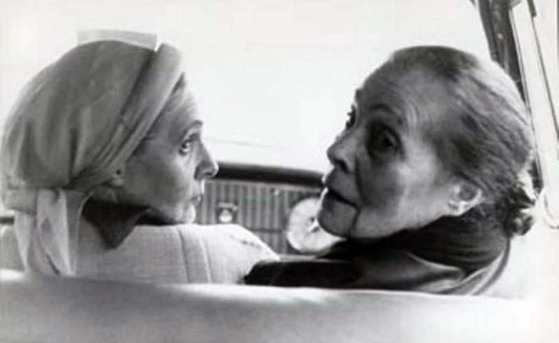 Эльза Триоле и Лиля Брик