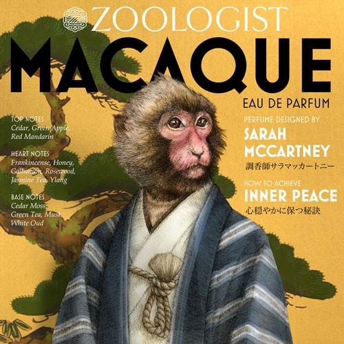 Macaque от Zoologist Perfumes