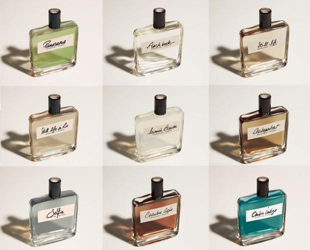 9 ароматов Olfactive Studio