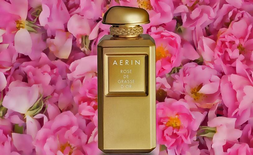 Rose de Grasse d'Or от Aerin