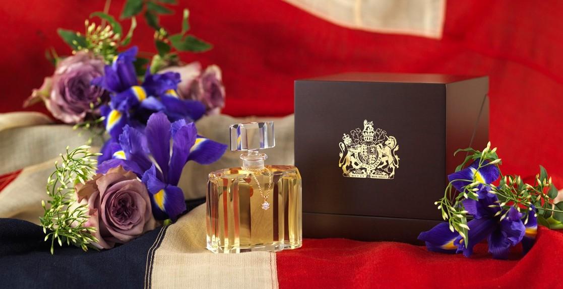 Флакон Floris Royal Arms Diamond Edition Perfume